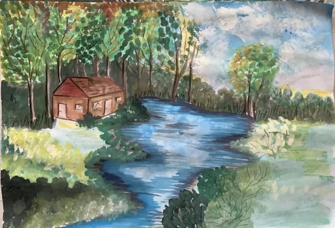 Aevoae Denisa - Pădurea,oază de liniște