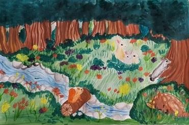 Lumea lui Bambi - Drăgoi Diana Lorena