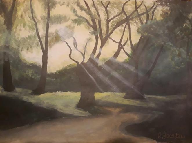 Misterul pădurii - Ambrozie Roberta