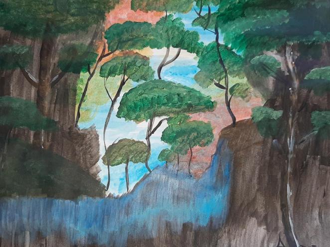 Pohrib Alexia - Adâncul pădurii