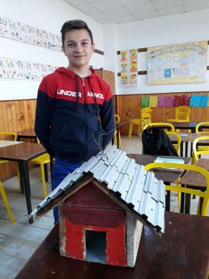 Stănescu Robert, Ivești
