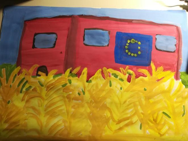 Manole Bianca - Călătorie spre Europa